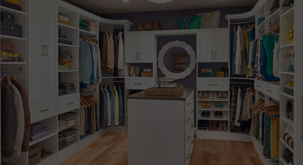 fastest walk-in closet installation saskatoon