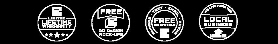 service icons modern closet sask