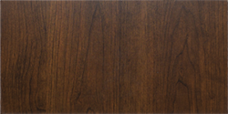 Dark wood modern closet cabinet doors