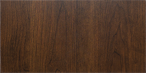 Dark wood modern closet cabinet doors