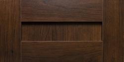 Dark wood modern cabinet doors saskatoon