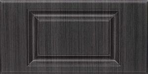 dark grey modern cabinet doors