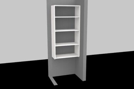 linen closet design