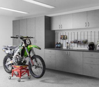custom garage storage solutions