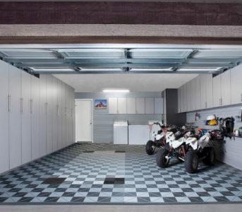 rubber garage flooring