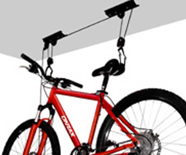 ceiling bike racks