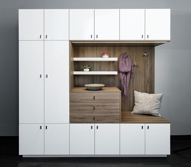 custom modern storage