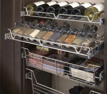 modern kitchen pantry saskatoon