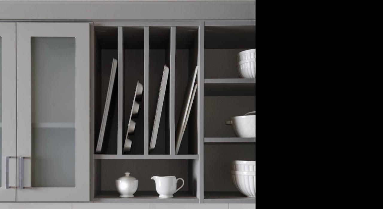 custom pantry shelves