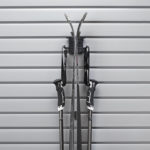 ski rack custom garage