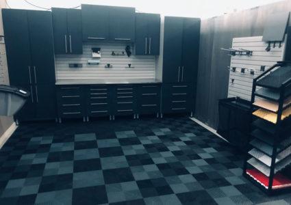 garage showroom saskatoon